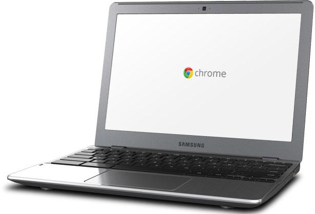La nueva ChromeBook serie 5 550