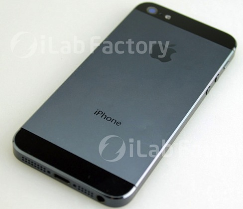 Como será el iPhone 5 ultimas imágenes