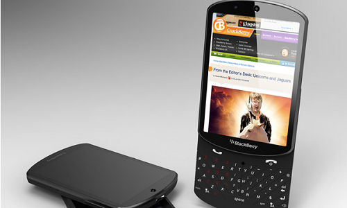 Blackberry 10 slider | Características BB10 Slider