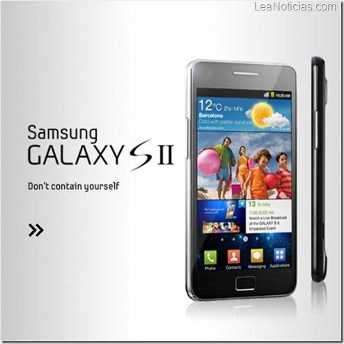 Jelly Bean: Actualización para Samsung Galaxy S3 y S2