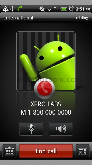 Grabación de llamadas en Android | Call Recorder