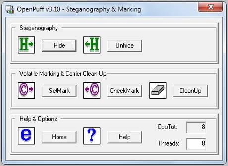 Como ocultar archivos usando Esteganografia