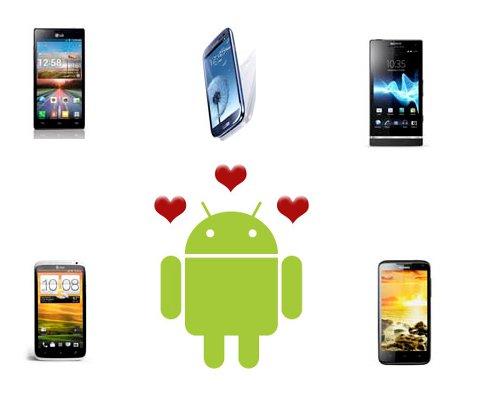 ¿Qué celular Android compro?