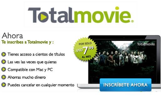 Netflix vs Totalmovie