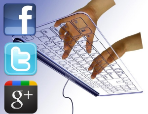 Glosario de Facebook, Google Plus y Twitter