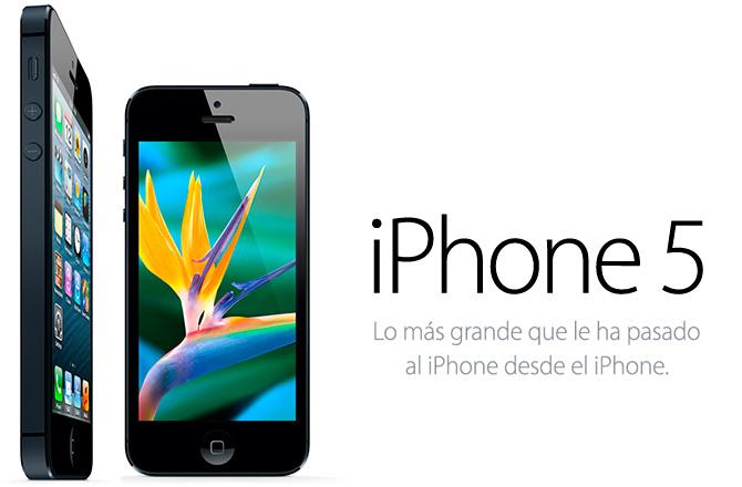 Curiosidades y características del iPhone 5