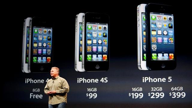 Records del iPhone 5 en la preventa