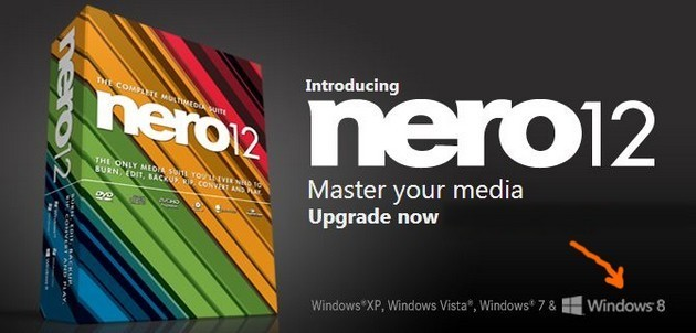 Descarga Nero 12 para Windows 8/7/XP