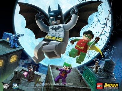 Batman, la última película de Lego