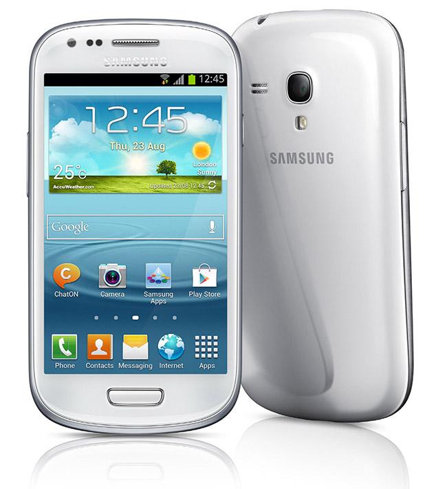Mini de Samsung salió a la venta: Galaxy S III Mini