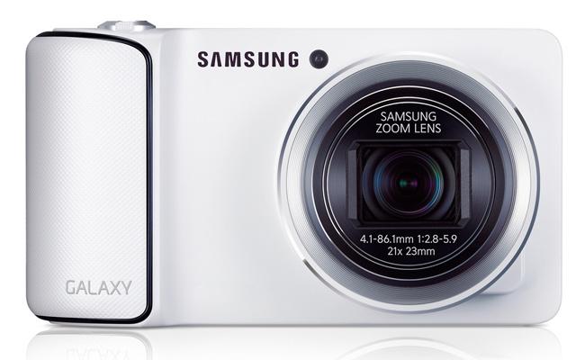Samsung Galaxy Camera, la nueva camara Android