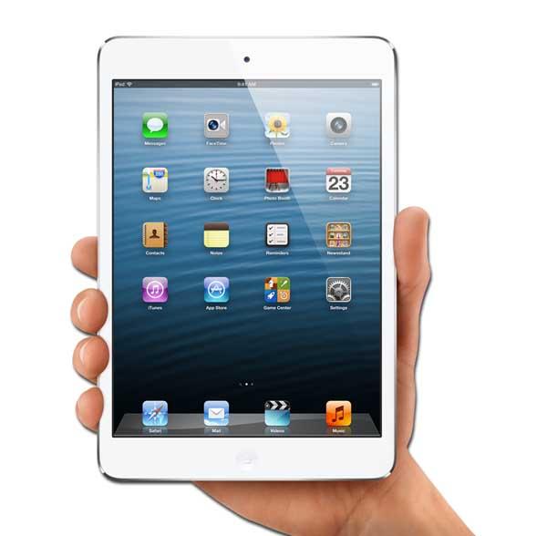 Principales aplicaciones para iPad Mini