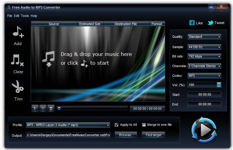 Ripear CD de audio en Linux