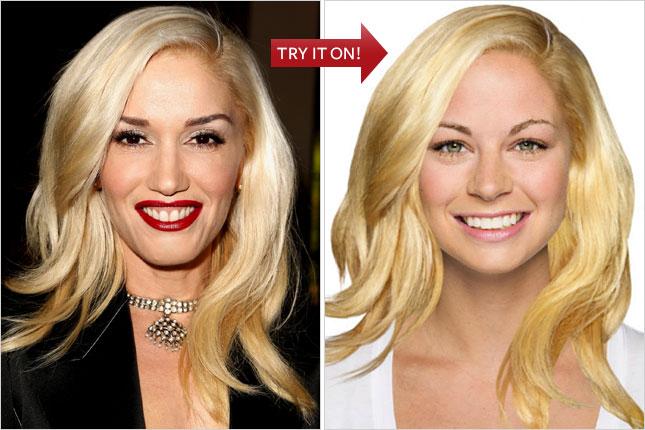 Cambiar el look virtualmente, maquillaje y peinados online