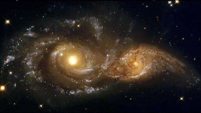Como nacen las primeras estrellas del Universo