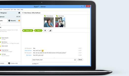 Cómo usar MSN en Skype, el nuevo messenger