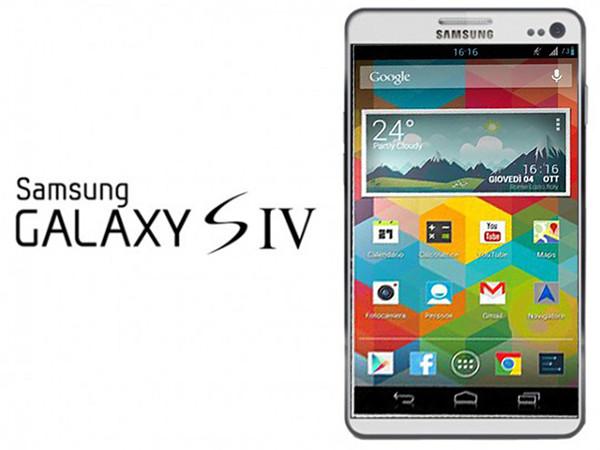 Otros detalles del Samsung Galaxy S4 , más características