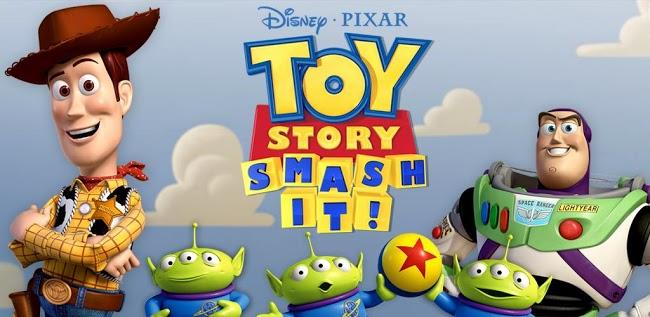 Toy Story: Smash It listo para jugar en Android