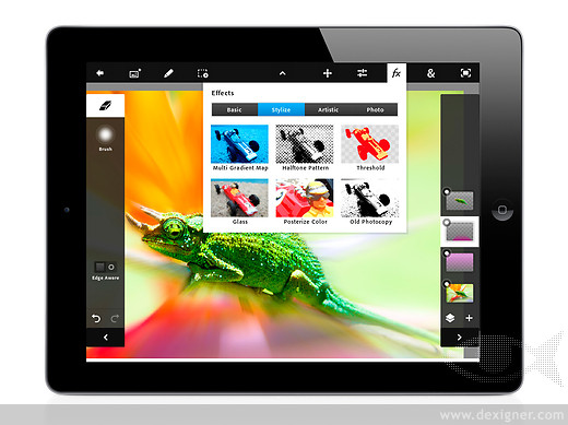 Photoshop Touch para Android