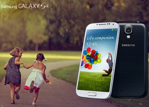 Aplicaciones para Sansung Galaxy S4 , ringtones y fondos para descargar
