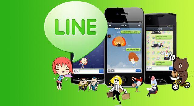 Line para Mac, BlackBerry, Android y PC
