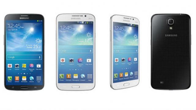 Samsung Galaxy Mega, el teléfono más grande del mundo
