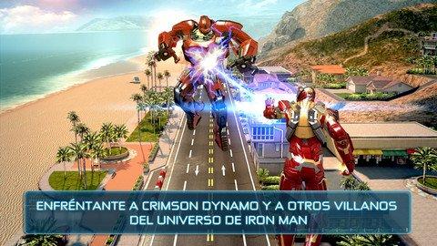 Descargar juego de Iron Man 3 gratis para Android