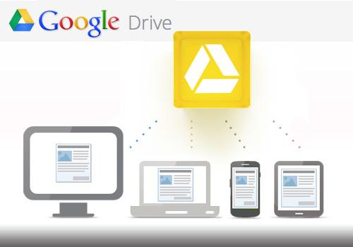 Google Drive para PC, comparte archivos desde el escritorio