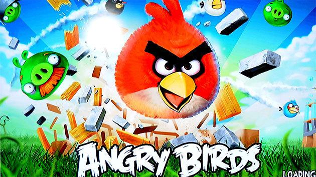 La película de Angry Birds en 3D para el 2016