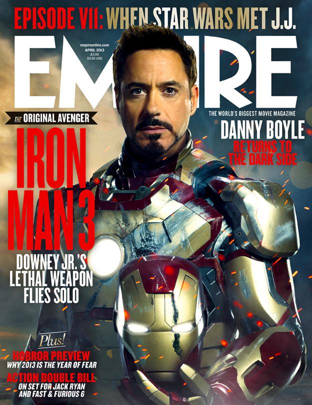 Reseña de Iron Man 3 trailer e historia