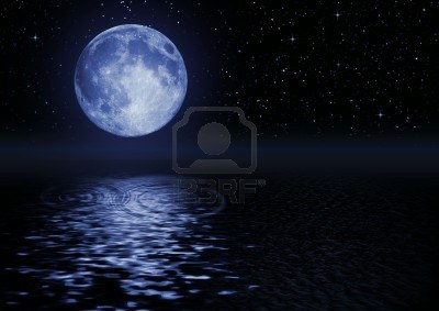 De donde proviene el agua en la luna