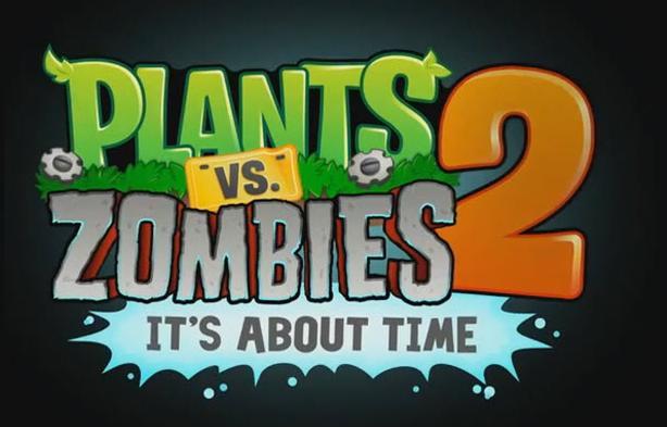Plants vs Zombies 2  lanzamiento 2013 en julio