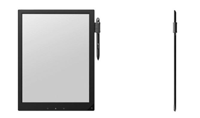 El cuaderno del futuro de Sony