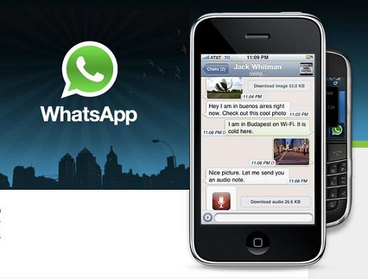 Como solucionar problemas con WhatsApp