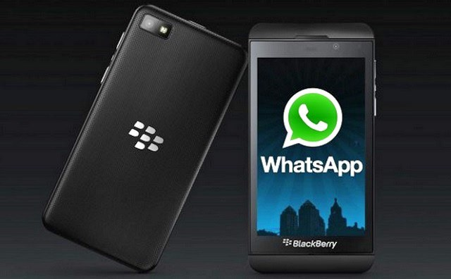 Descargar Whatsapp de Blackberry App World