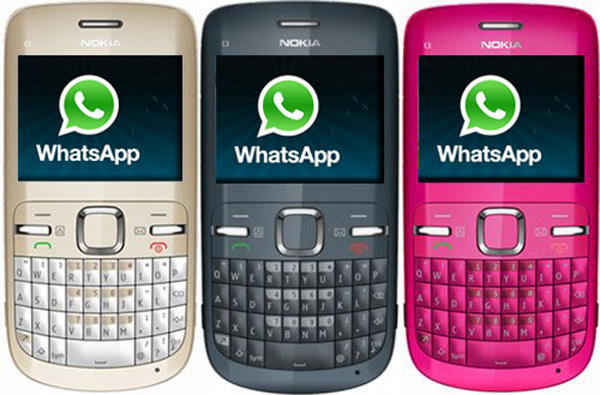 Descargar WeChat para el Nokia C3