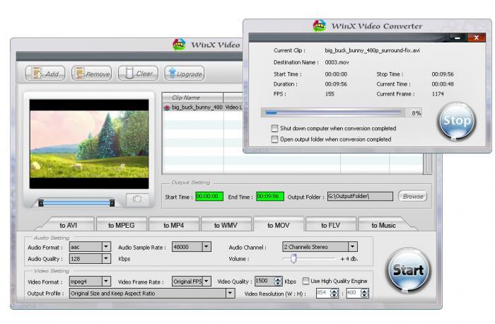 Excelente editor y conversor de video gratis