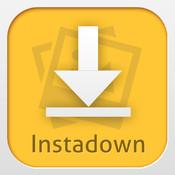Instadown: Aplicacion para descargar videos de instagram