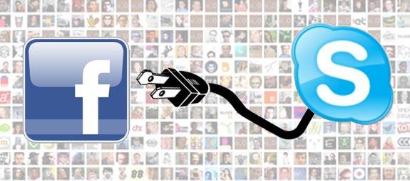 Conectar la cuenta de Facebook con Skype