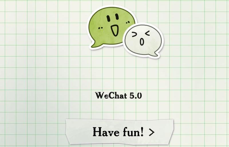 WeChat 5.0 : Importante actualización de WeChat para iPhone