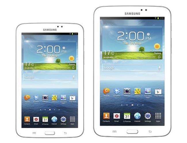 Samsung Galaxy Tab 3 en 8.0 y 10.1 lo nuevo