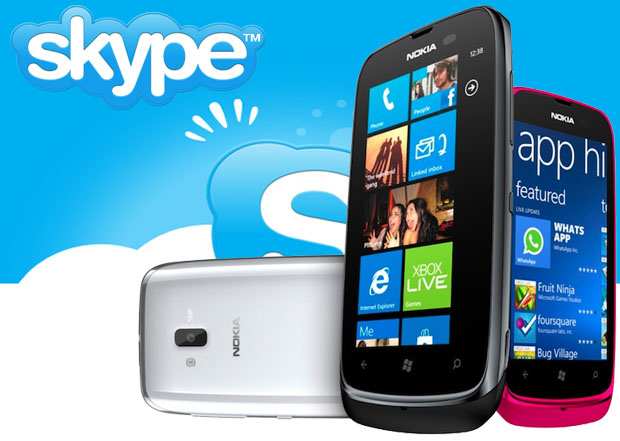 Skype para Nokia Asha descarga gratuita