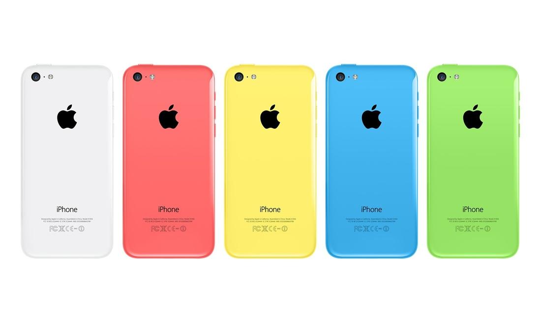 iPhone 5C el nuevo iPhone barato