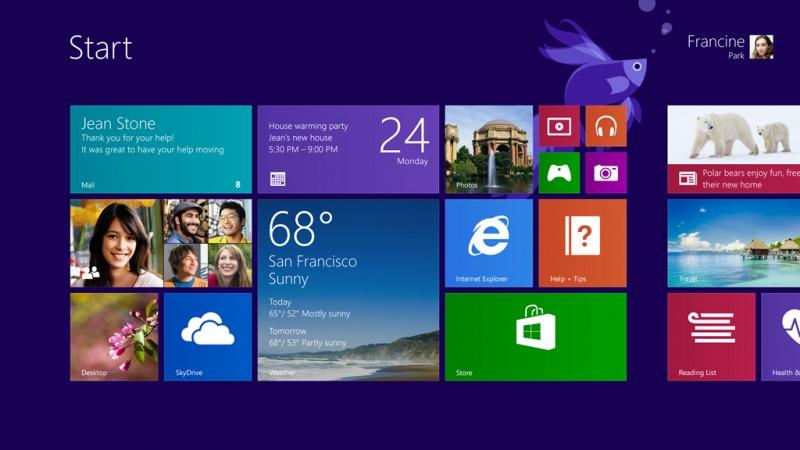Cómo actualizar a la nueva versión de Windows 8.1