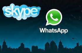 Whatsapp y Skype para Motorola Moto G
