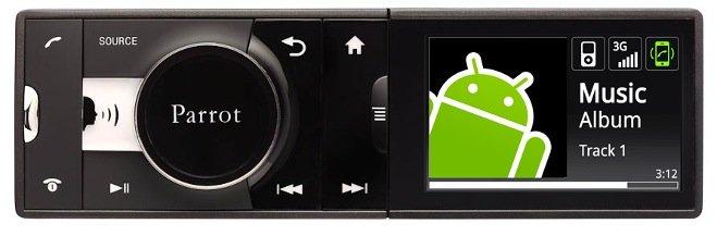 Android para vehículos a traves de Google y Audi