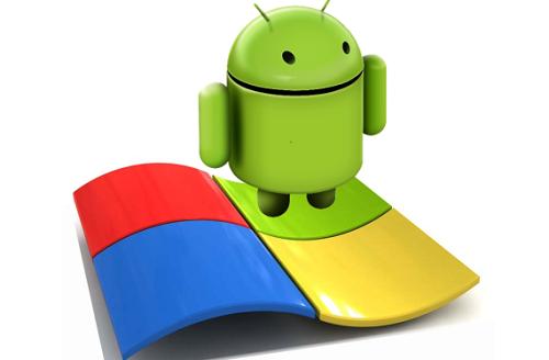 Windows y Android para las nuevas computadoras