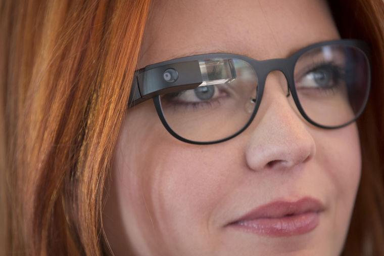 Google Glass con diseños de Ray Ban