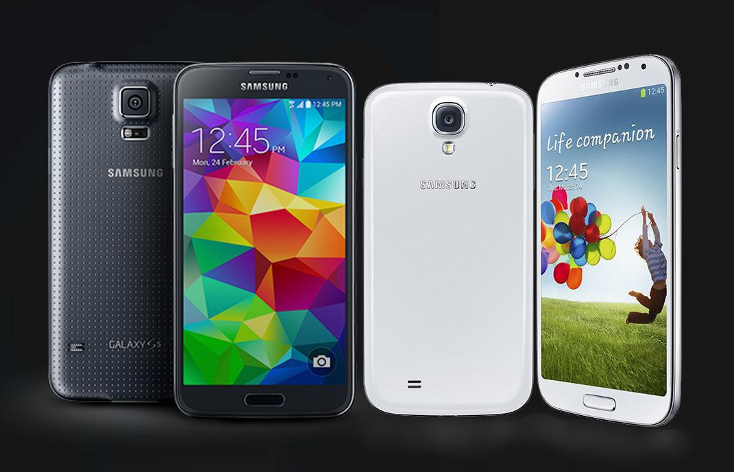 El Samguns Galaxy S5 llega a la Argentina