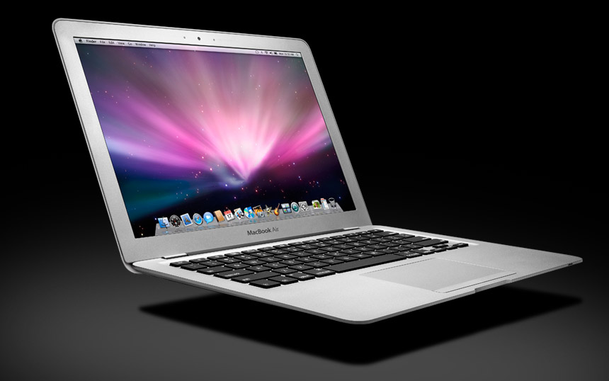 Apple actualiza la MacBook Air